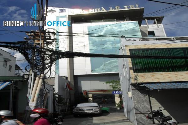 văn phòng cho thuê quận bình thạnh - cao ốc LÊ TRÍ